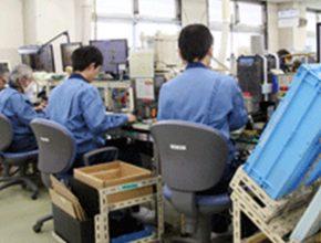 オムロン京都太陽株式会社 製造プロセス4