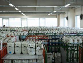 関西ガスメータ株式会社 製造プロセス1