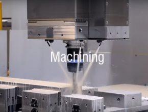 株式会社クリスタル光学 京都工場 製造プロセス1