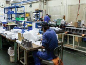 株式会社シオガイ精機 ものづくりを支える仕事