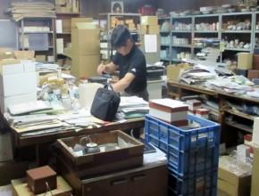 株式会社西川貞三郎商店 ものづくりを支える仕事
