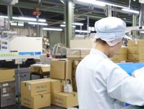 大同硝子興業株式会社 京都工場 製造プロセス3