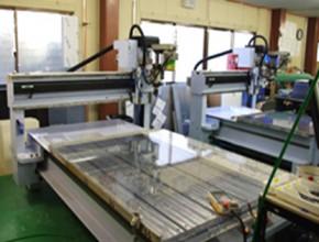 サンコーエンジニアリングプラスチック株式会社 製造プロセス1