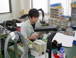 明立電機株式会社 製造プロセス2