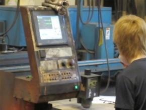 有限会社広瀬シャーリング 製造プロセス1