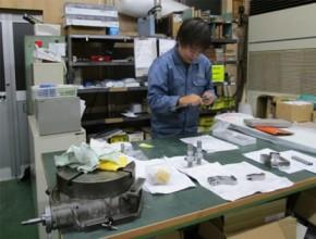 中川精機株式会社 ものづくりを支える仕事