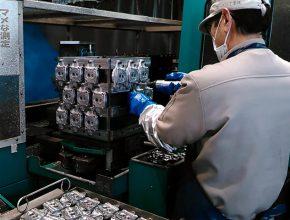 ユーハン工業株式会社 製造プロセス1