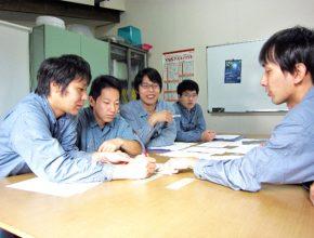 株式会社フクダ 製造プロセス1