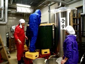 松井酒造株式会社 ものづくりを支える仕事