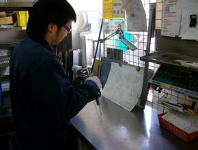 株式会社辻製作所 ものづくりを支える仕事