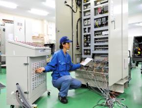 日工電子工業株式会社 製造プロセス4