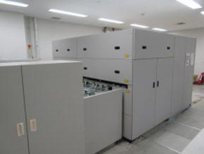 株式会社京都新聞印刷 製造プロセス1