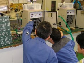 株式会社理工化学研究所 製造プロセス4