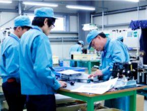 株式会社森川製作所 ものづくりを支える仕事