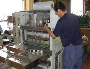 シンワ株式会社 機械部(京都工場) 製造プロセス3