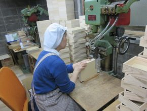株式会社西岡商店 ものづくりを支える仕事