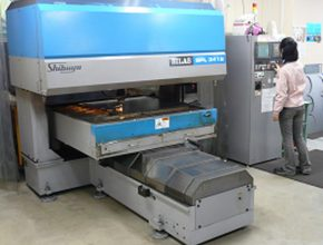 有限会社マルカ製作所 製造プロセス2