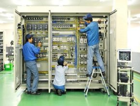 日工電子工業株式会社 製造プロセス3